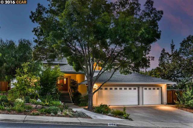 208 Elderwood Dr, Pleasant Hill, CA 94523