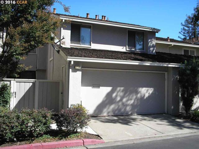 210 Whitney Ct, Walnut Creek, CA 94598