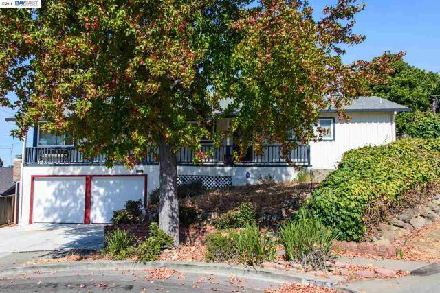736 Shawnee, Hayward, CA 94544