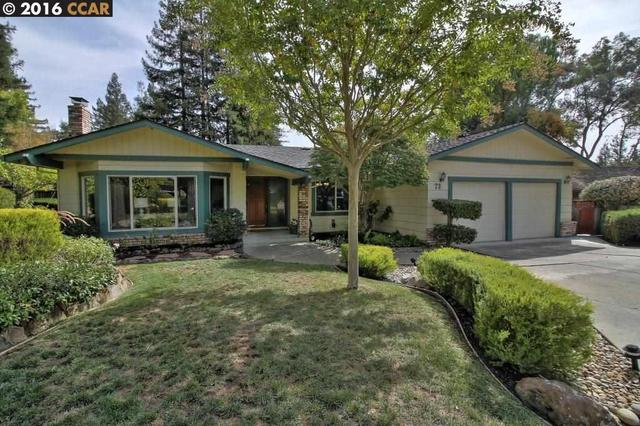 73 Larkstone Ct, Danville, CA 94526