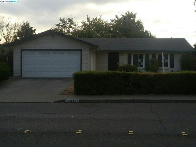 2911 Gentrytown Dr, Antioch, CA 94509