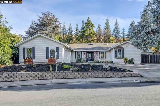 703 Reisling Ct, Clayton, CA 94517