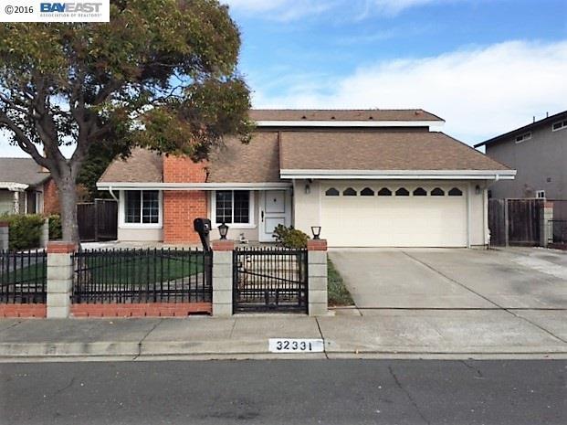 32331 Annette Ct, Union City, CA 94587