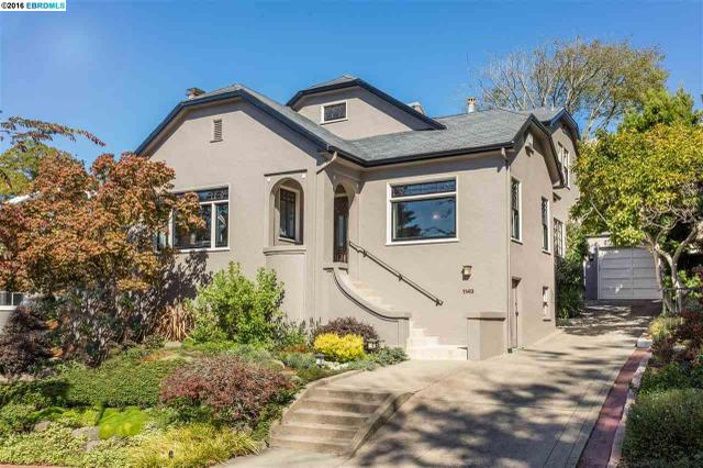 1149 Amador Ave, Berkeley, CA 94707