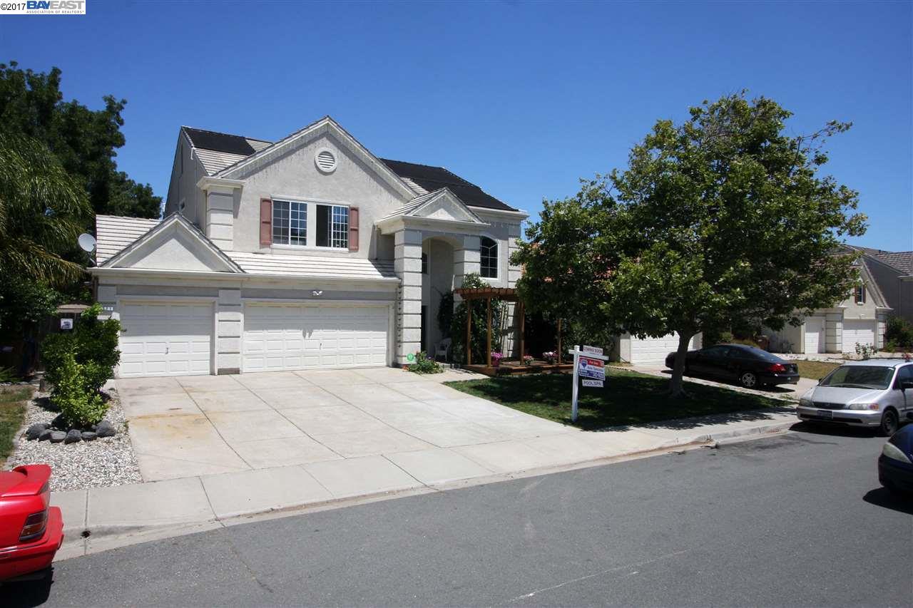 521 Eaker Way, Antioch, CA 94509