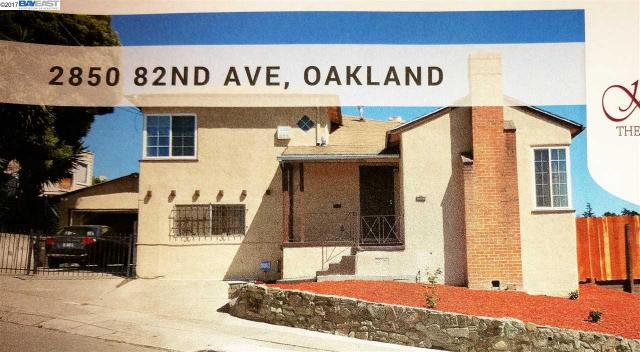 2850 82nd Ave, Oakland, CA 94605