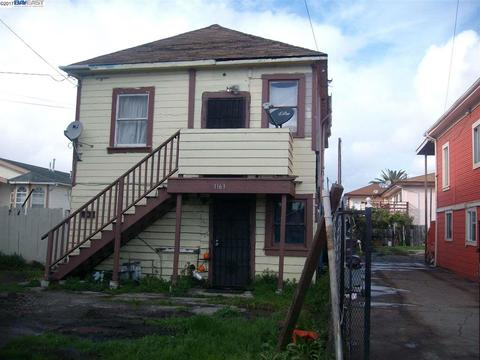 1163 83rd Ave, Oakland, CA 94621