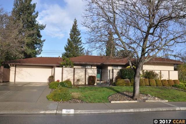 1010 Arkell RdWalnut Creek, CA 94598