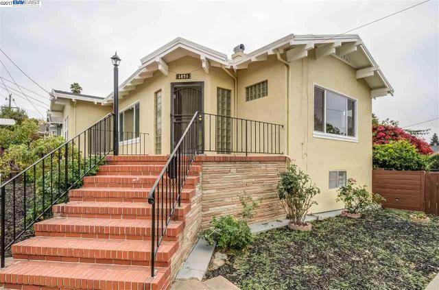1451 Hampel St, Oakland, CA 94602