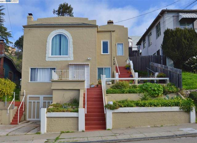 7408 Outlook Ave, Oakland, CA 94605