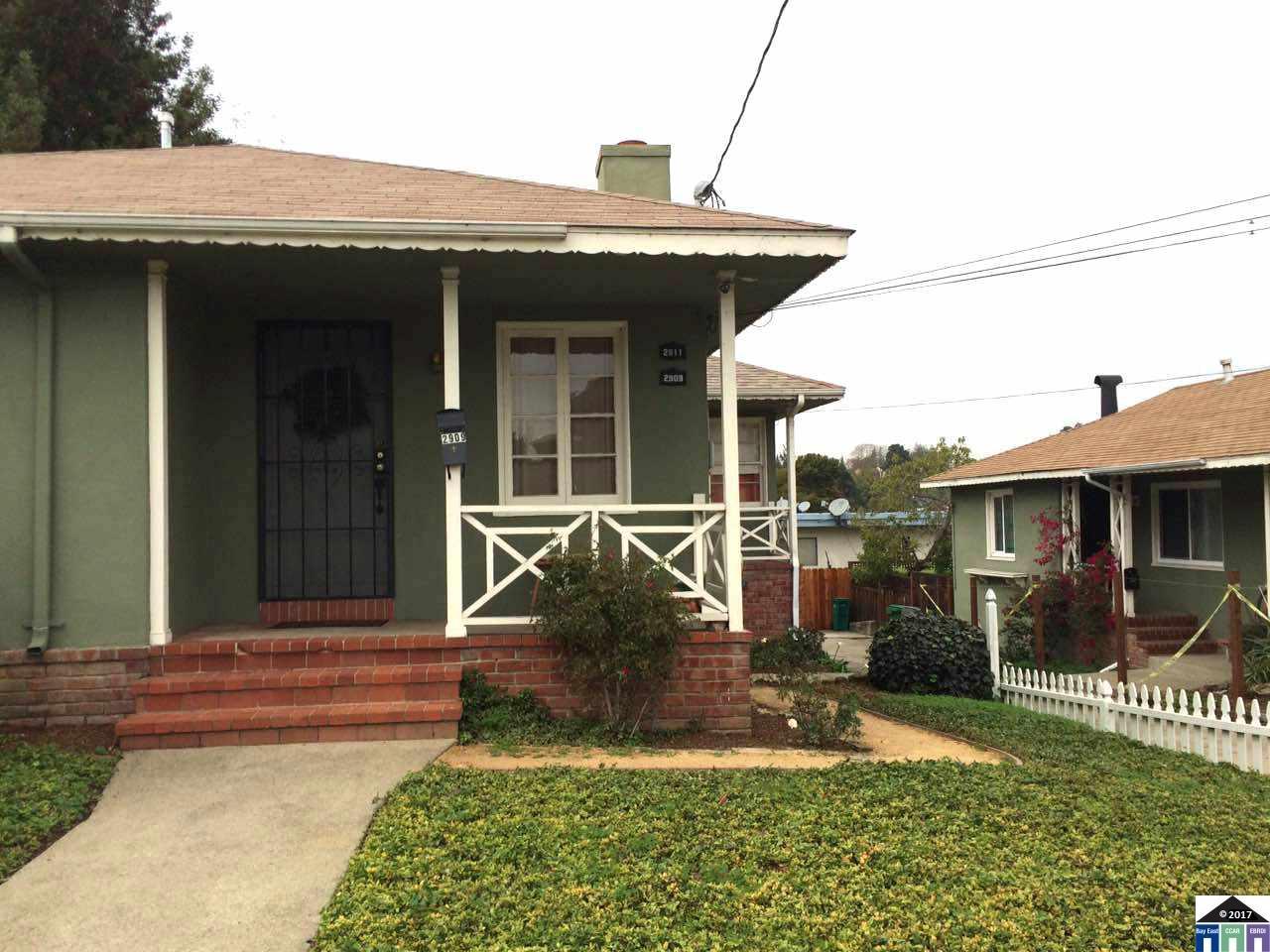 2909 Capp St, Oakland, CA 94602