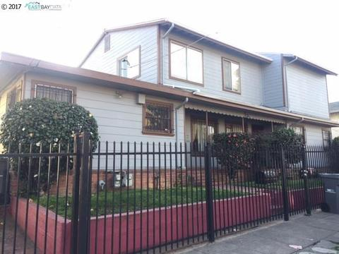 4027 Fullington St, Oakland, CA 94619