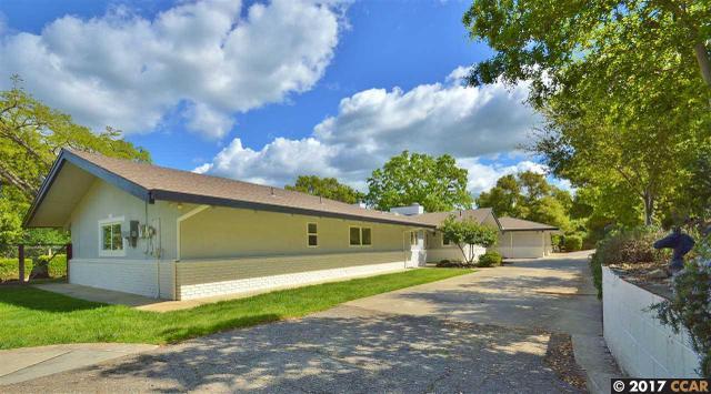 888 Castle Rock Rd, Walnut Creek, CA 94598
