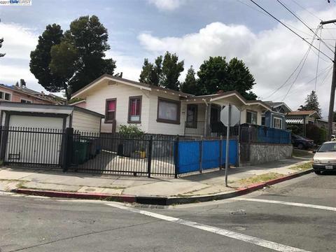 2201 Vicksburg Ave, Oakland, CA 94601