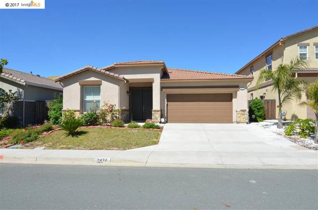 2474 el fresco dr pittsburg ca 17 photos mls 40785980 for Kitchen cabinets 94565