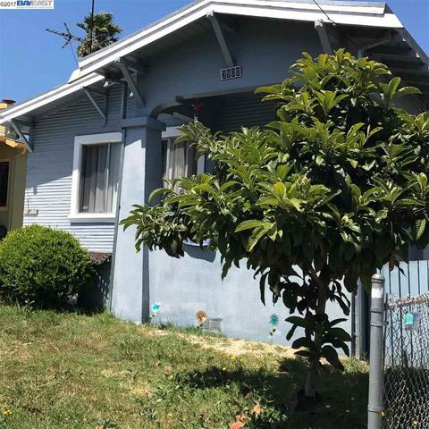 3900 Aqua Vista St, Oakland, CA 94601