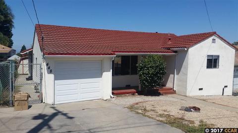 448 Sonoma Ave, Rodeo, CA 94572