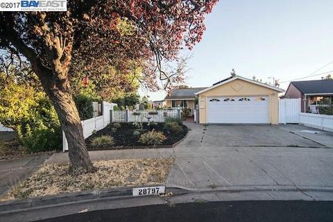 28797 Triton St, Hayward, CA 94544