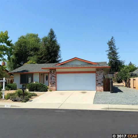 123 Clear Creek Ct, Martinez, CA 94553