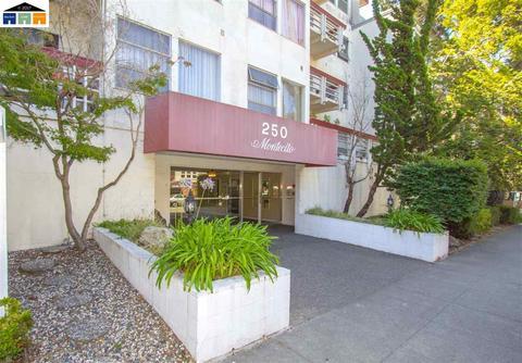 250 Montecito Ave #301, Oakland, CA 94610