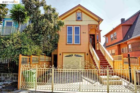 677 33rd St, Oakland, CA 94609