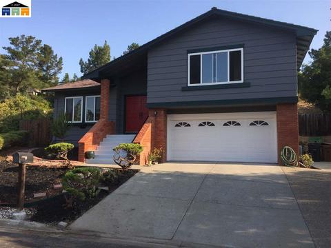 42 Saint Claire Ct, Pleasant Hill, CA 94523
