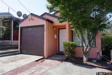 1307 Mariposa St, Richmond, CA 94804