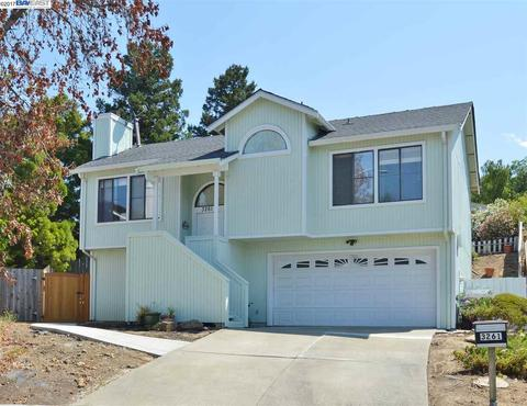 3261 Shannon Ct, Hayward, CA 94541
