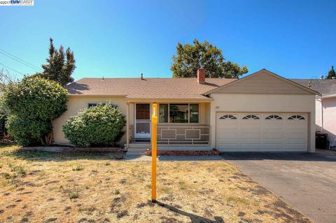 468 Linnell Ave, San Leandro, CA 94578