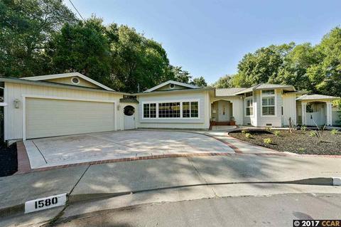 1580 Brentwood Ct, Walnut Creek, CA 94595