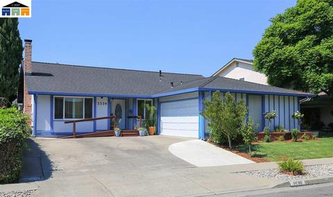 3539 Atwater Ct, Fremont, CA 94536