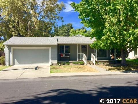 1236 Lindell, Walnut Creek, CA 94596