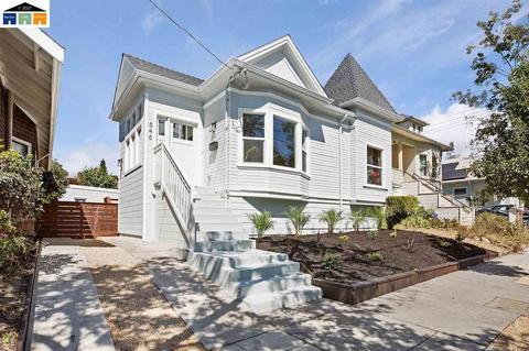 646 Fairview St, Oakland, CA 94609