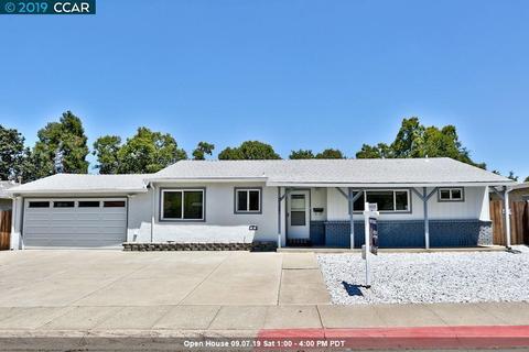 381 Concord Homes for Sale - Concord CA Real Estate - Movoto