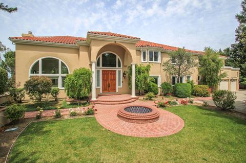 75 Eugenia Way, Hillsborough, CA 94010