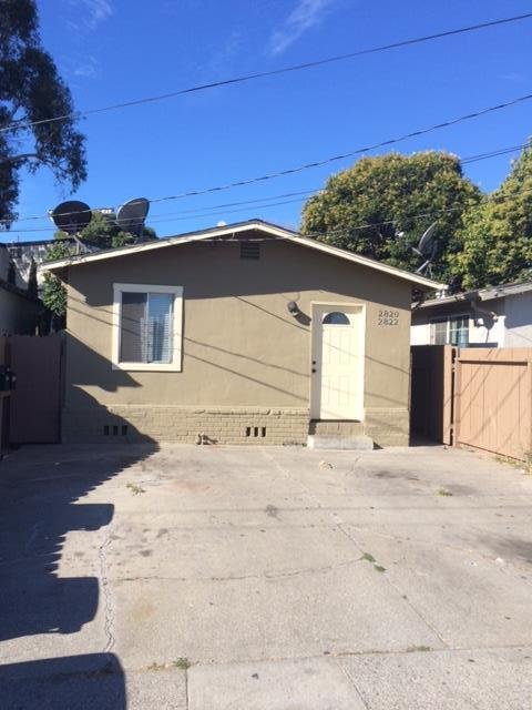 2820-2822 Curtis Ave, Redwood City, CA 94063