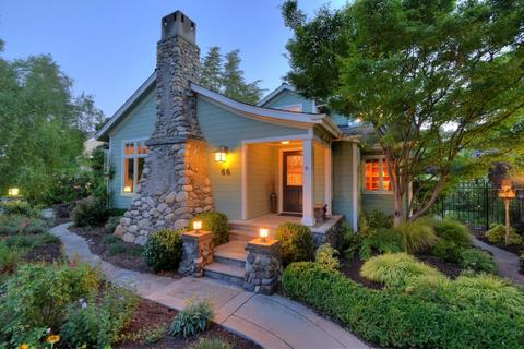 66 Alpine Ave, Los Gatos, CA 95030