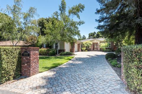 12950 Pierce Rd, Saratoga, CA 95070