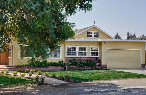 550 Sunnymount Ave, Sunnyvale, CA 94087