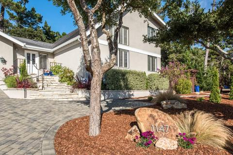 1147 Mestres Dr, Pebble Beach, CA 93953