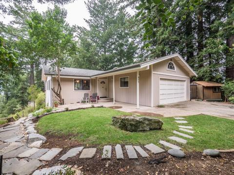 515 Debbie Ct, Boulder Creek, CA 95006