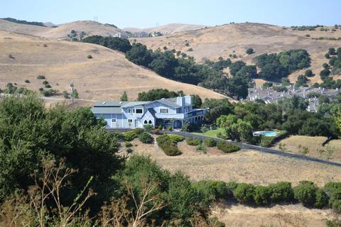 10705 Dublin Canyon Rd, Pleasanton, CA 94588