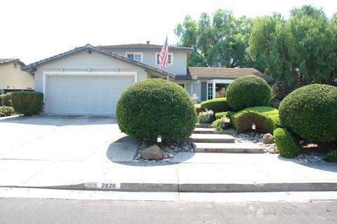 2826 Toyon Dr, Santa Clara, CA 95051