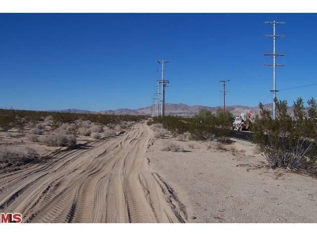 0 Morongo Road, 29 Palms, CA 92277