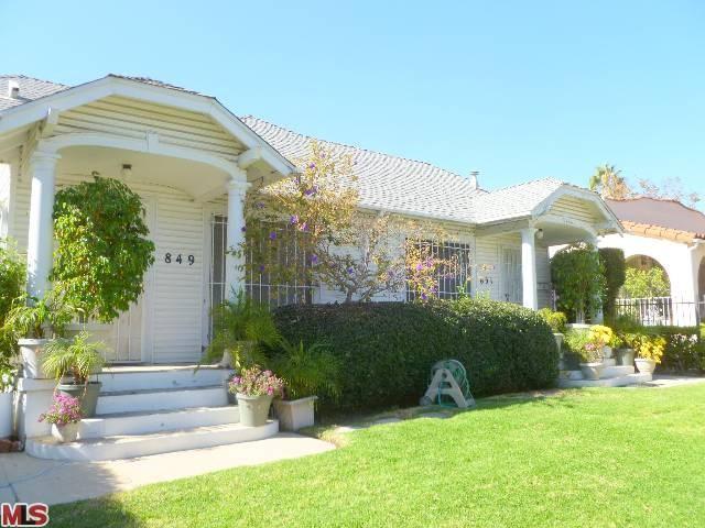 849 N Curson Ave, Los Angeles, CA 90046