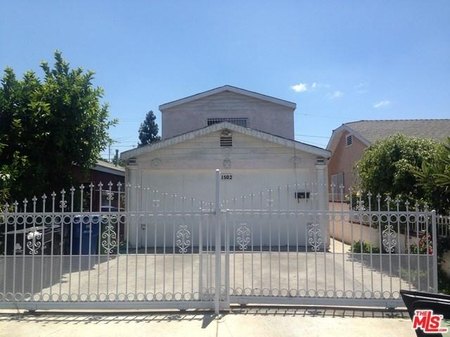 1502 99th St, Los Angeles, CA 90002