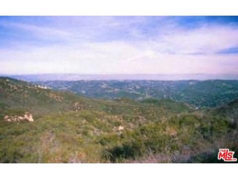 0 Saddle Peak, Malibu, CA 90290