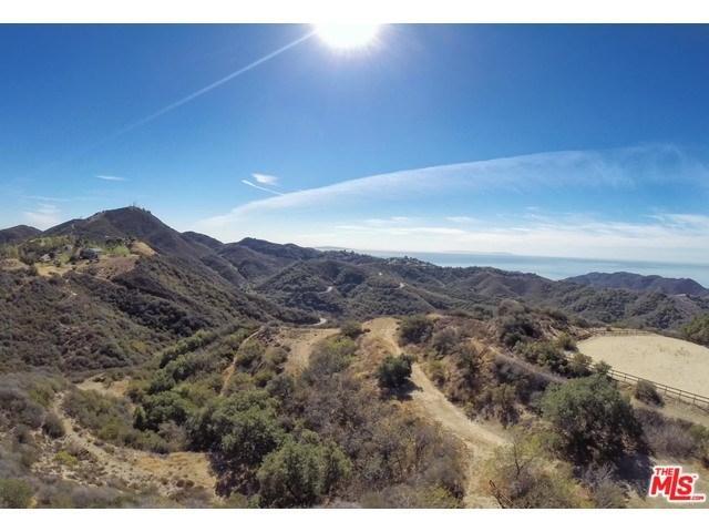 0 Castro Peak Mountainway, Malibu, CA 90265
