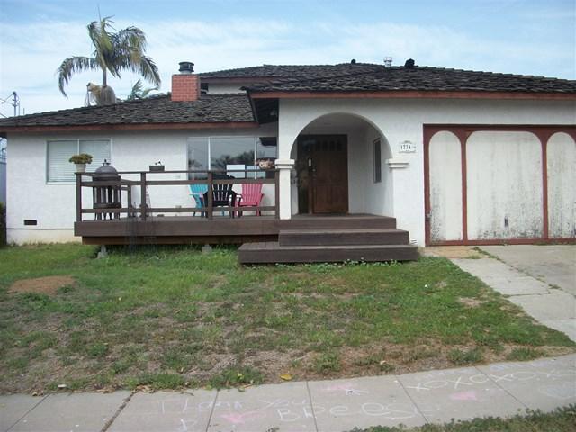1234 Laguna St, Oceanside, CA 92054