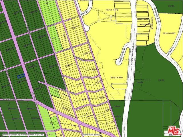 2587 N Dellwood Ln, Los Angeles, CA 90077